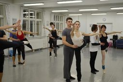 Tanec s partnerem