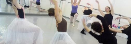 Sobotní baletní semináře