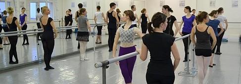 Letní kurzy baletu