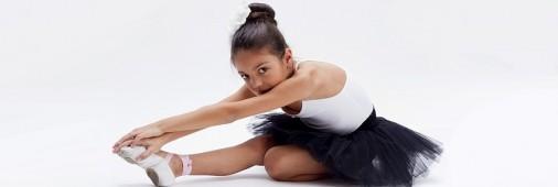 výuka baletu pro děti
