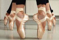 Balet na špičkách