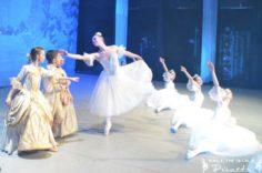 Baletní škola Pirueta v baletu Louskáček